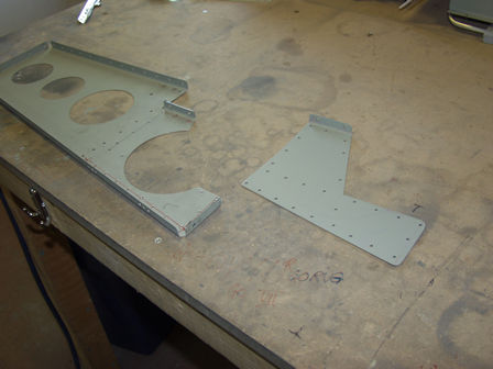Building the Baffles with the Vans Baffle Kit
